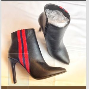ANNE MICHELLE POINTY TOE BOOTIES